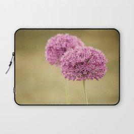 Alliums Laptop Sleeve