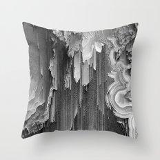 AGATE DRIFT Throw Pillow