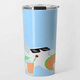 Sun Bun Beached Travel Mug