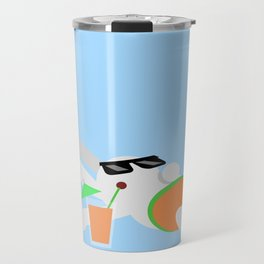 Sun Bun Beached Travel Mug