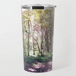 Forest Glare Travel Mug