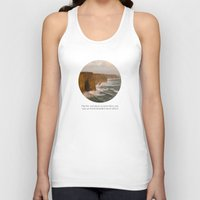 irish Tank Tops featuring Irish saying by Dustin Hall