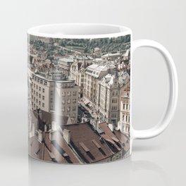 Prague Rooftop 02 Coffee Mug