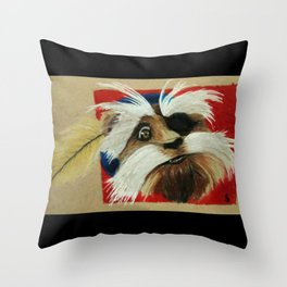 Should You Need Us Throw Pillow