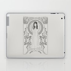 Reine des Cygnes (Grey) Laptop & iPad Skin