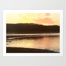 night water Art Print