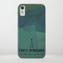 The Old Man and the Sea iPhone Case