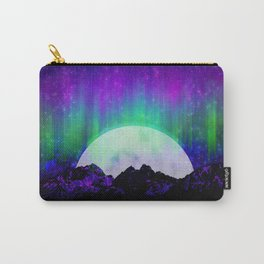 Under the Northern Lights Carry-All Pouch