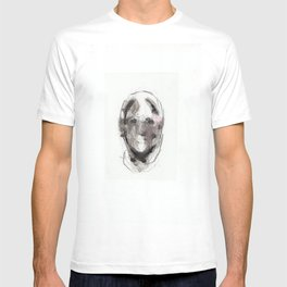 Woman With Head Wound T-shirt