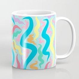 string theory (blue) Coffee Mug
