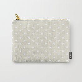 Pastel heart Carry-All Pouch