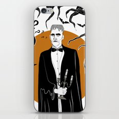 Lurch (Addams Family) iPhone Skin