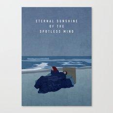 ETERNAL SUNSHINE Canvas Print