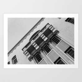 Twisted Perspective Art Print