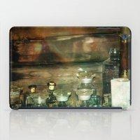 fullmetal alchemist iPad Cases featuring The Alchemist by Jenndalyn