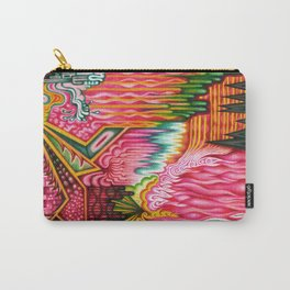Sunk into a Candy Cave Carry-All Pouch