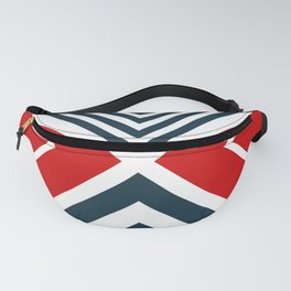 Nautical geometry Fanny Pack