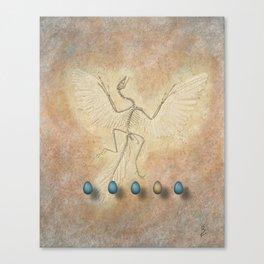 Archaeopteryx Canvas Print