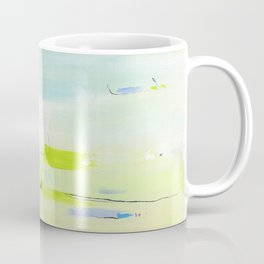The Green Villa Coffee Mug