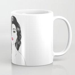 All That Hair Coffee Mug