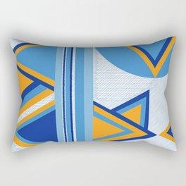 Measures out of control Rectangular Pillow