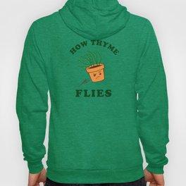 How Thyme Flies Hoody