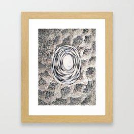 Yolk Framed Art Print