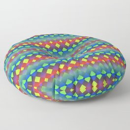 Carnival Floor Pillow
