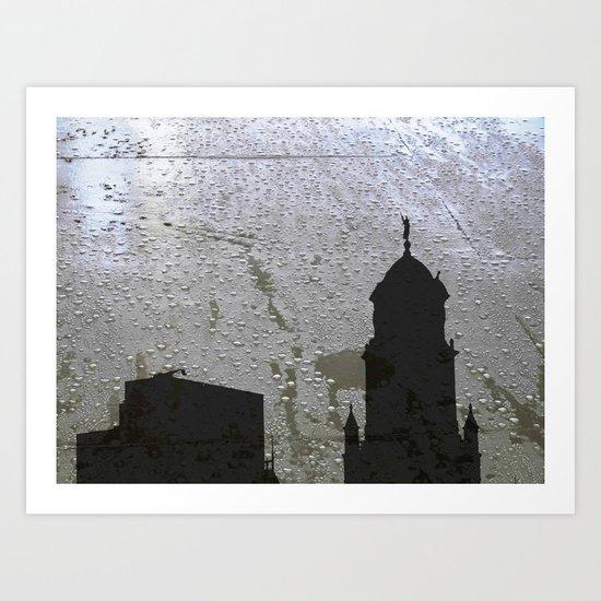 Rotterdam 3000 > 17 Art Print