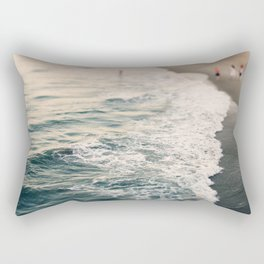 Song of the Sand Rectangular Pillow