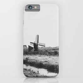 Wind Farm iPhone Case