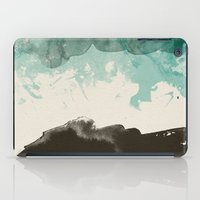 storm iPad Cases featuring storm by Golden Boy