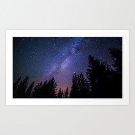 Wonder of the Stars Art Print