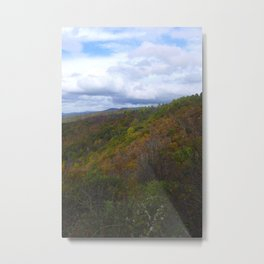Fall in Shenandoah National Park Metal Print