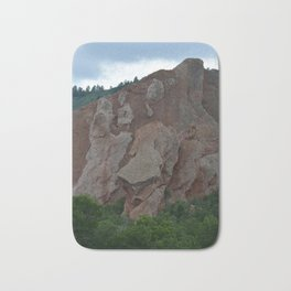 Rock Formation, Roxborugh State Park, Colorado Bath Mat