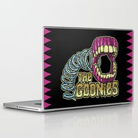 goonies Laptop & iPad Skins featuring Pinchers of Peril - Goonies by Francesco Dibattista