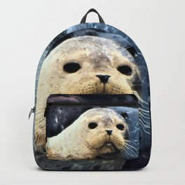 Pouty Baby Backpack