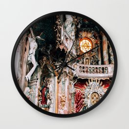 Cross your Heart | Munich, Germany Wall Clock