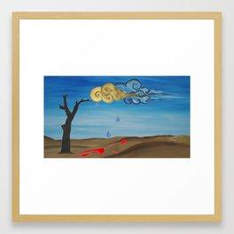 Amor Profano Framed Art Print