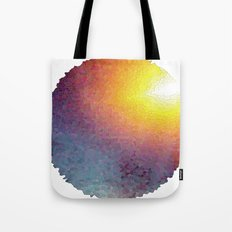 eat light Tote Bag