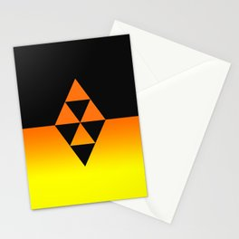 Legend Of Zelda Triforce Stationery Cards