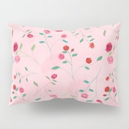 Rosebud Pillow Sham