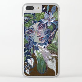 Abundance Clear iPhone Case