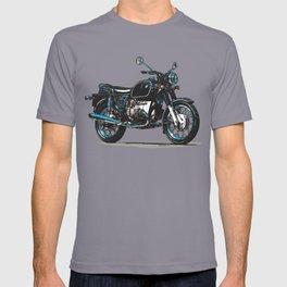 BMW R75/5 Vintage Motorcycle Artwork T-shirt