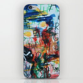 """Virginia Woolf, """"To The Lighthouse"""" iPhone Skin"""
