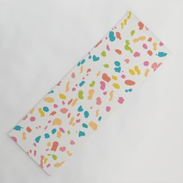 Colorful Animal Print Yoga Mat