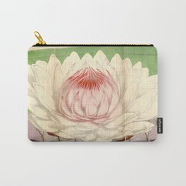 Victoria amazonica 1847 Carry-All Pouch