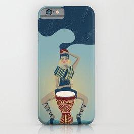 Djembe Bae iPhone Case