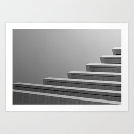 Raise Up Art Print