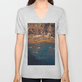 Aquabumps  Unisex V-Neck